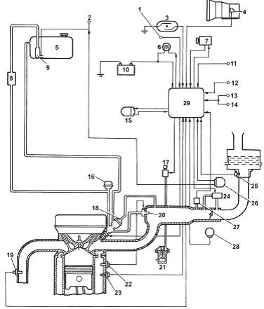 toyota 3s ge engine toyota az engine wiring diagram