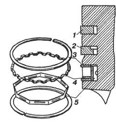 Замена колец на уаз 469 143