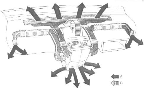 Печка форд транзит схема фото 516