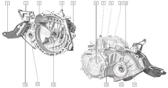 коробка передач на chevrolet lanos