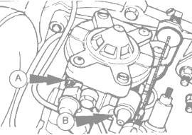 схема двигателя форд транзит
