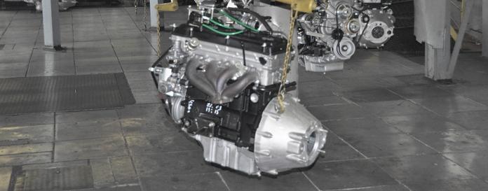 смазки двигателя ЗМЗ-402