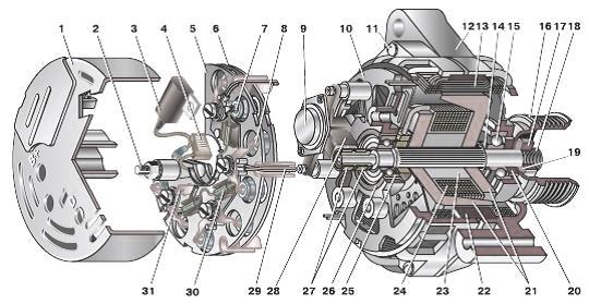 автомобилей ВАЗ-2110