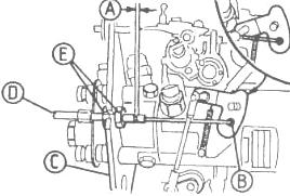 схема управления дизельного двигателя форд транзит