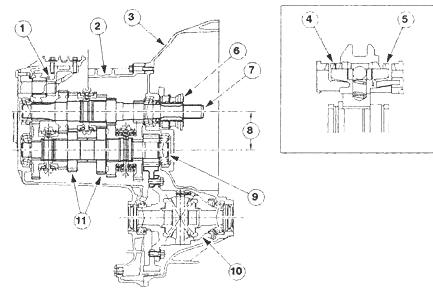 Детали мкпп на форд транзит фото 121-722
